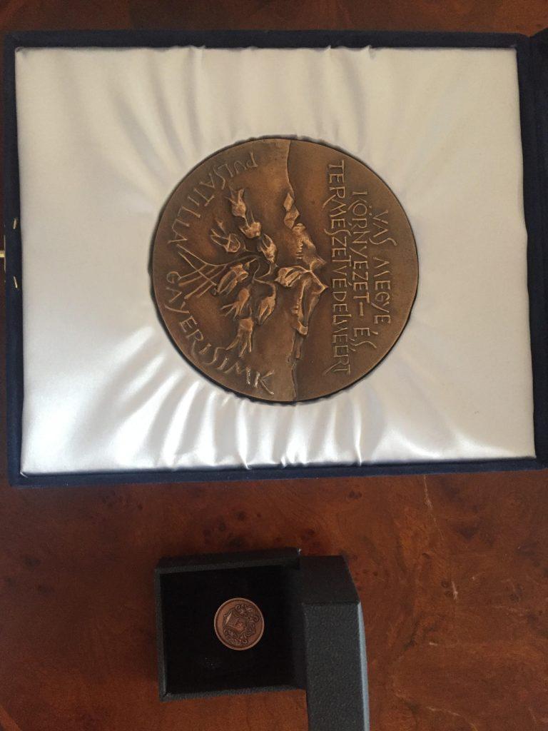 öko kitüntetés