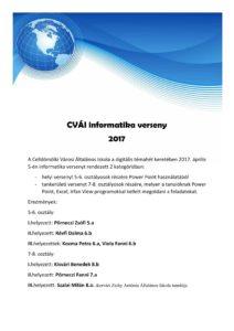 CVÁI infoverseny-1