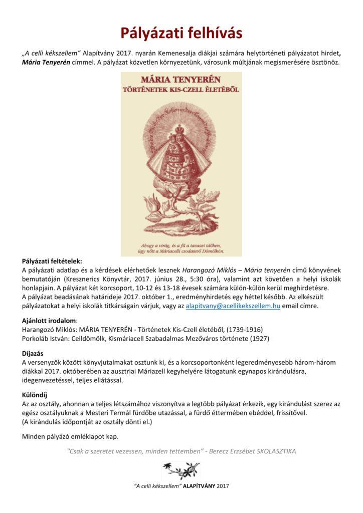 MÁRIA_tenyerén_pályázati_felhívás-1